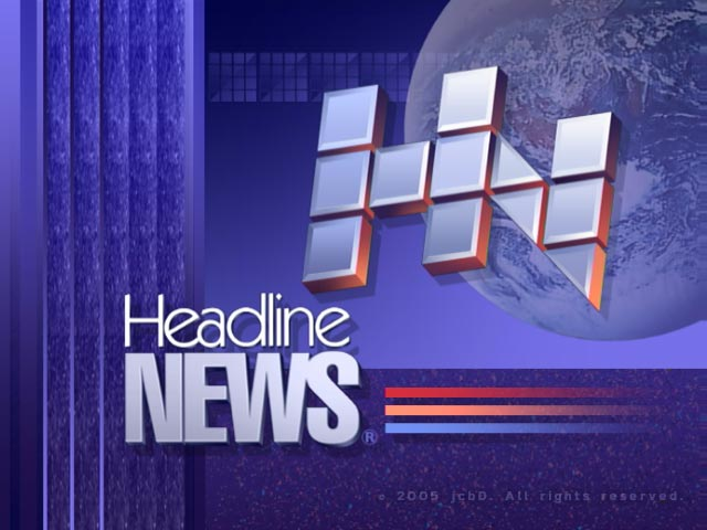 CNN Headline News main logo